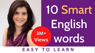 10 Daily Use Smart English Words with Meaning | Improve Your English Vocabulary Words | ChetChat screenshot 4