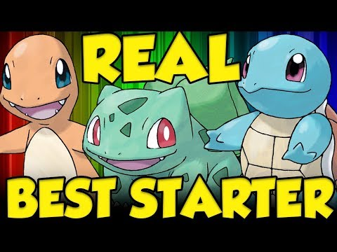 "Pokemon Theory: The ""BEST STARTER POKEMON"" Is A LIE?"