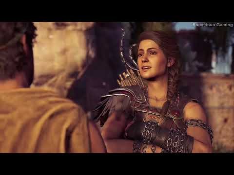 Assassin's Creed Odyssey - The Fate Of Atlantis Episode 1 - Persephone's Little Birds