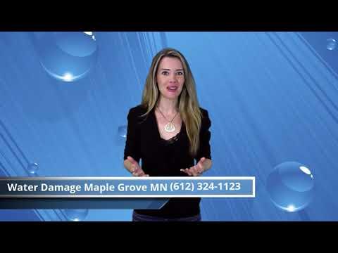 Water Damage Restoration Maple Grove MN