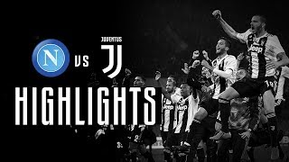 HIGHLIGHTS: Napoli vs Juventus - 1-2 - The Bianconeri go to +16!