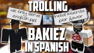 ROBLOX Trolling bei Bakiez (spanisch) *SUBTITLES*