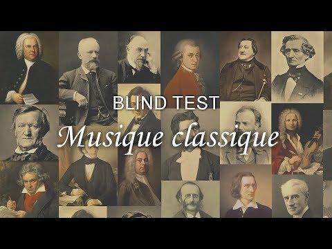BLIND TEST: Musique classique