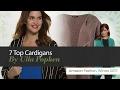 7 Top Cardigans By Ulla Popken Amazon Fashion, Winter 2017