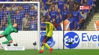 Tổng Hợp Những Bàn Thắng Vòng 2 Ngoại Hạng Anh 2019/2020 FIFA19
