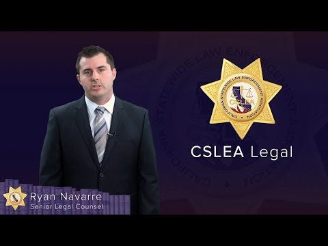 Know Your Rights - Alternate Work Locations Featuring CSLEA Senior Legal Counsel Ryan Navarre