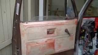 Part 1 Chevy C10 Door Repair 73 87 Squarebody Truck Youtube