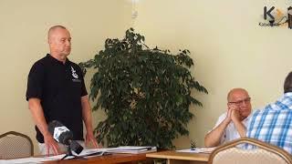 Burzliwa sesja i dyskusja nad sytuacją w Gminie Golczewo
