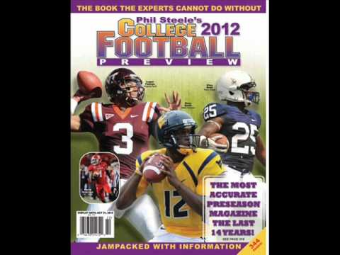 Phil Steele Previews Georgia Tech Football 2012