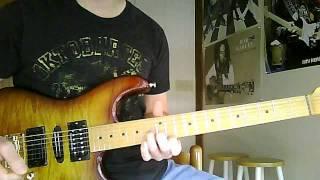 Guitar Lesson for Take Five (Paul Desmond/Dave Brubeck) part 2