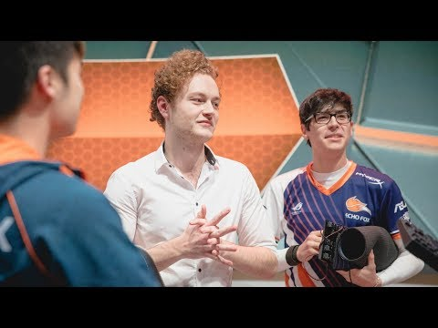 Echo Fox coach Inero talks to Biofrost and Mark about Huni's impact on his team - Hotline League Exc