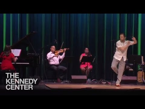 Artes de Cuba: CUBA GOES TAP by Keyla Orozco featuring Max Pollak - Millennium Stage (May 18, 2018)