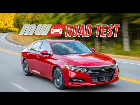 2018 Honda Accord | Road Test