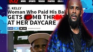 Public takes it too FAR with WOMAN who Bonded R Kelly Out