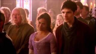 "Merlin and Arthur  4x03 ""I don"