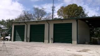 Workshop and Painting Facility - Pioneer Equipment Florida