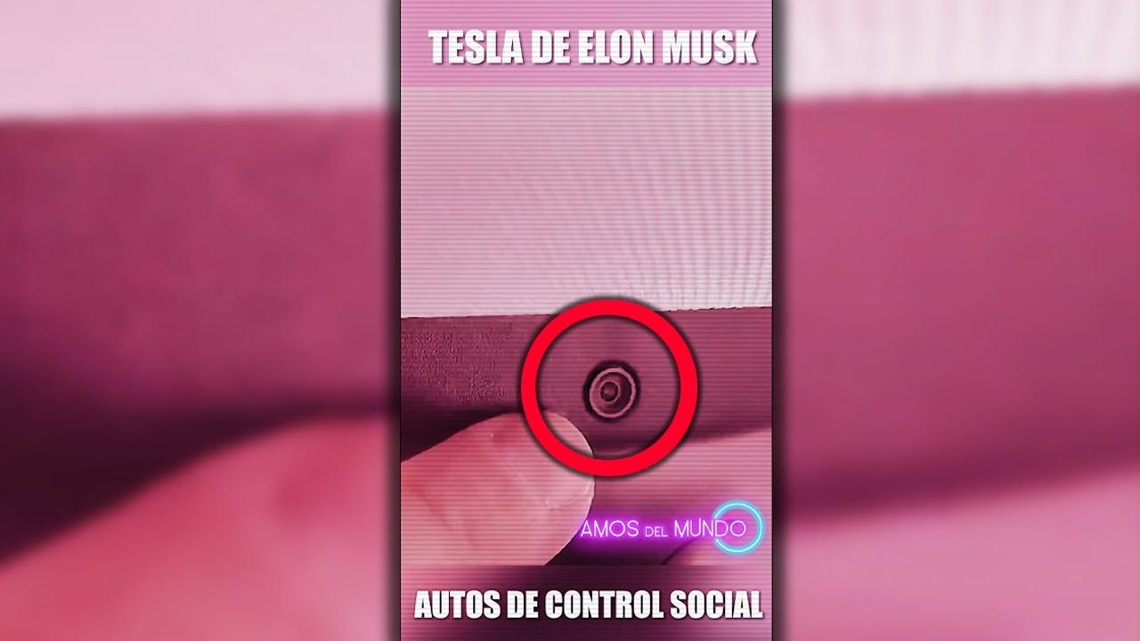 El secreto de los autos Tesla (Si, te vigilan también)