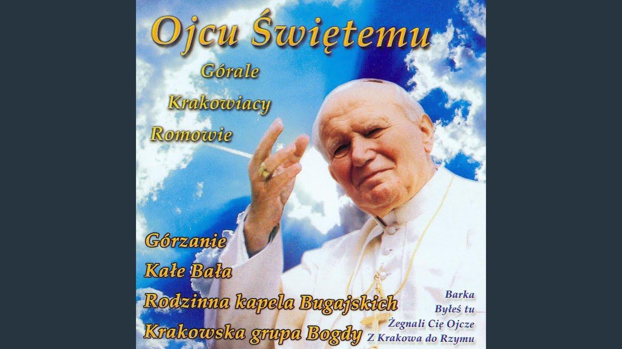 Wiersz Ojcze święty Janie Pawle Ii