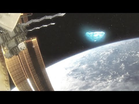 UFO News ~ UFO Seen Rising from Earth on the Left on the International Space Station plus MORE Hqdefault