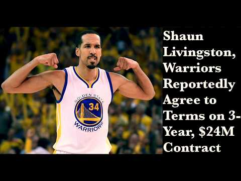 Warriors To Sign Shaun Livingston, 3-Year/$24M Contract [NBA Network]