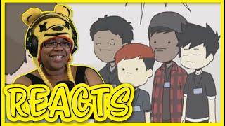 The Media Badge | Domics | AyChristene Reacts