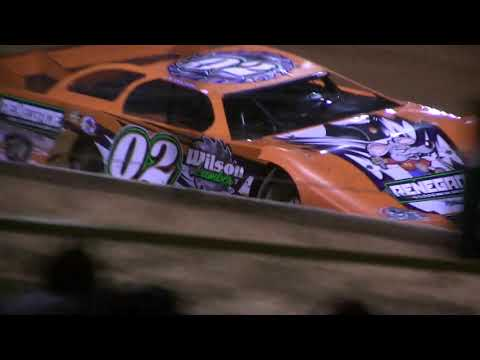 Late Model Feature @ Southern Raceway 9-29-18