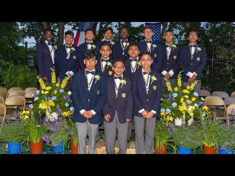 2018 San Miguel Academy of Newburgh Graduation