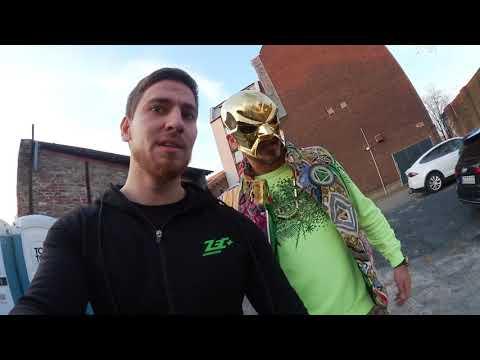 Expo Vlog Tag 1 mit Inscope21 & Tim Gabel, 18 Karat und Mois Dissen die KMN Gang