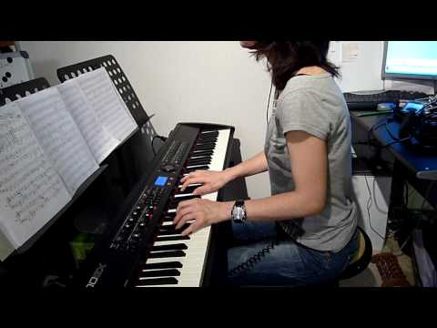Staind  Outside  piano  HD