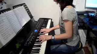 Staind - Outside - piano cover [HD]