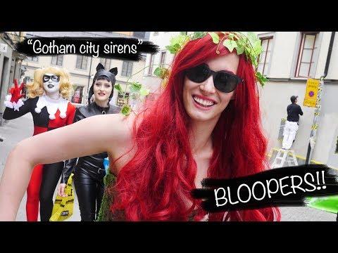 [Gotham City Sirens] Bloopers