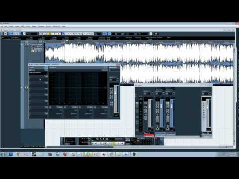 Studio Quality Vocals In Cubase 5 - Mastering ( Using Waves )