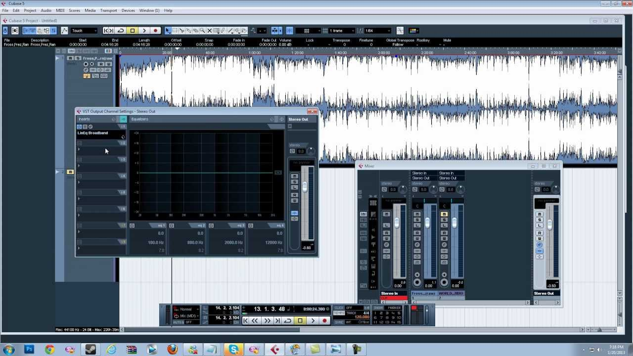 MIDI: Transport Control Assignment & MIDI Learn ...