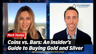 Coins vs. Bars: An Insider's Guide to Buying Gold and Silver