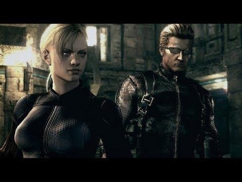 Крис Редфилд против Джилл ► Resident Evil 5