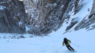 Couloir Skiing on Baffin Island - EP1 - Arctic Shock & Awe