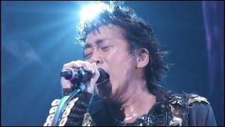 """安全地帯 【""""完全復活""""コンサートツアー2010】日本武道館."""