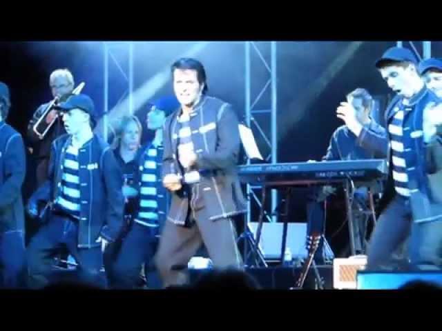 MARK ANDREW - JAILHOUSE ROCK