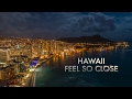 Hawaii 4K Drone - Feel So Close ©