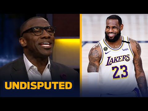 Skip & Shannon on LeBron's confidence that 'younger' Lakers can repeat | NBA | UNDISPUTED