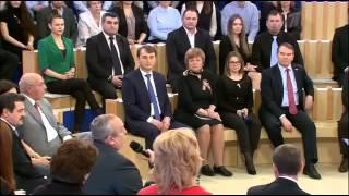 Крым   путь на родину, Время покажет, передачи и документальные фильмы