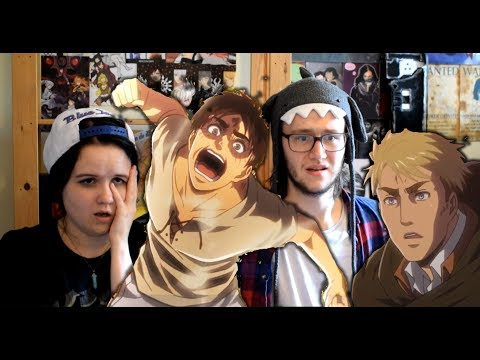 Attack On Titan S2 EP 12 Reaction (FINALE) - Who Even Needs A Heart Anyway...?