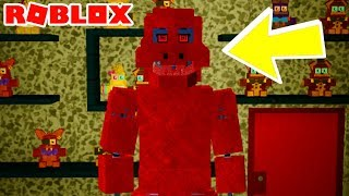 How To Get Old Man Consequences Badge in Roblox Fazbear's Revamp