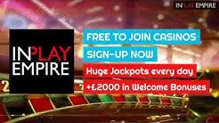 Top 10 Online Casinos   Inplay Empire