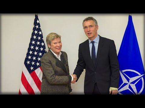 NATO APPOINTS 1ST WOMAN AS DEPUTY