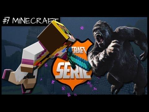 #7 Minecraft A Série- MATAMOS O MACACÃO !
