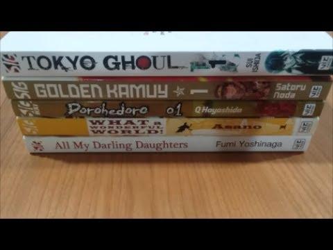 Manga Quality: Viz Media - Signature Format