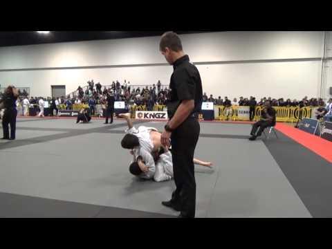 Paulo Silva Filho x Alex Ecklin -  Atlanta Winter Open 2016 - Black Belt Adult Light Feather - Final