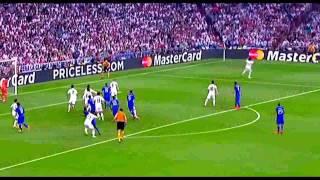 اهداف مباراة ريال مدريد 1-1 يوفنتوس عصام الشوالي HD