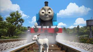 Паровозик Томас и овечки ⭐ Томас и его друзья ⭐Весь эпизод ⭐ Мультик про Паровозика Томаса